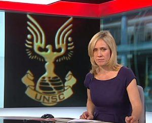 BBC Mistakes Halo Logo for UN Security Council
